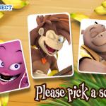 Bananas! App - Pick a Scene
