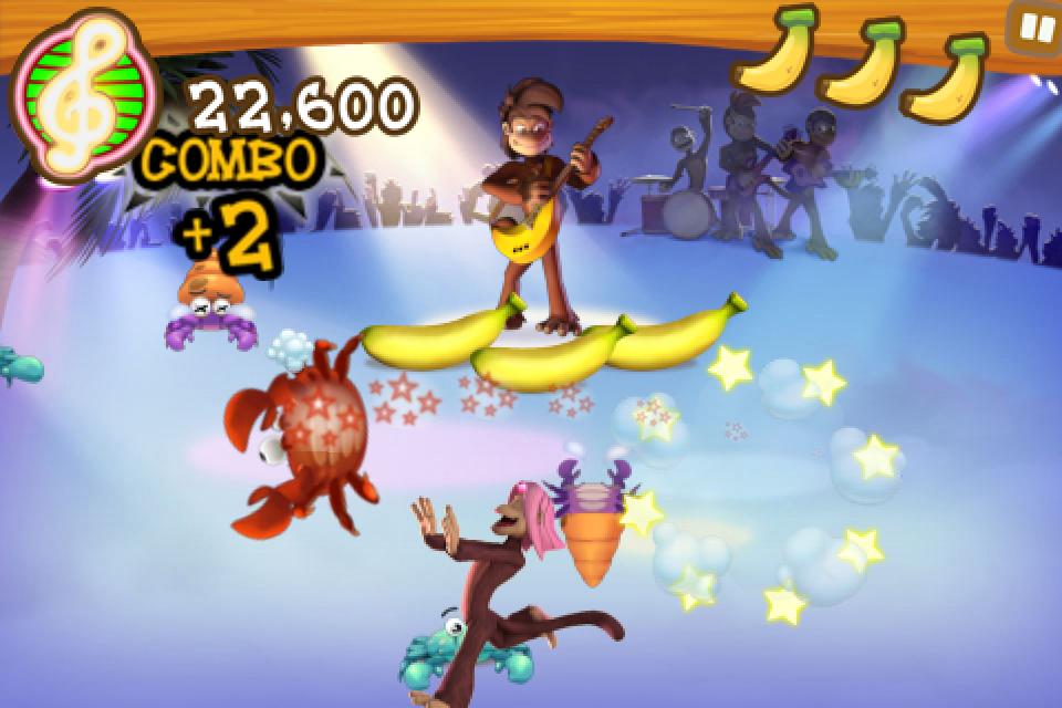 Bananas! App - Phineas Combo