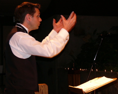Dr. Noize Conducting