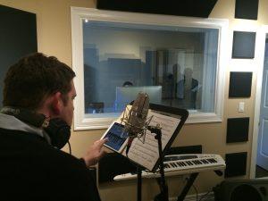Seth Killen @ Reach Studios