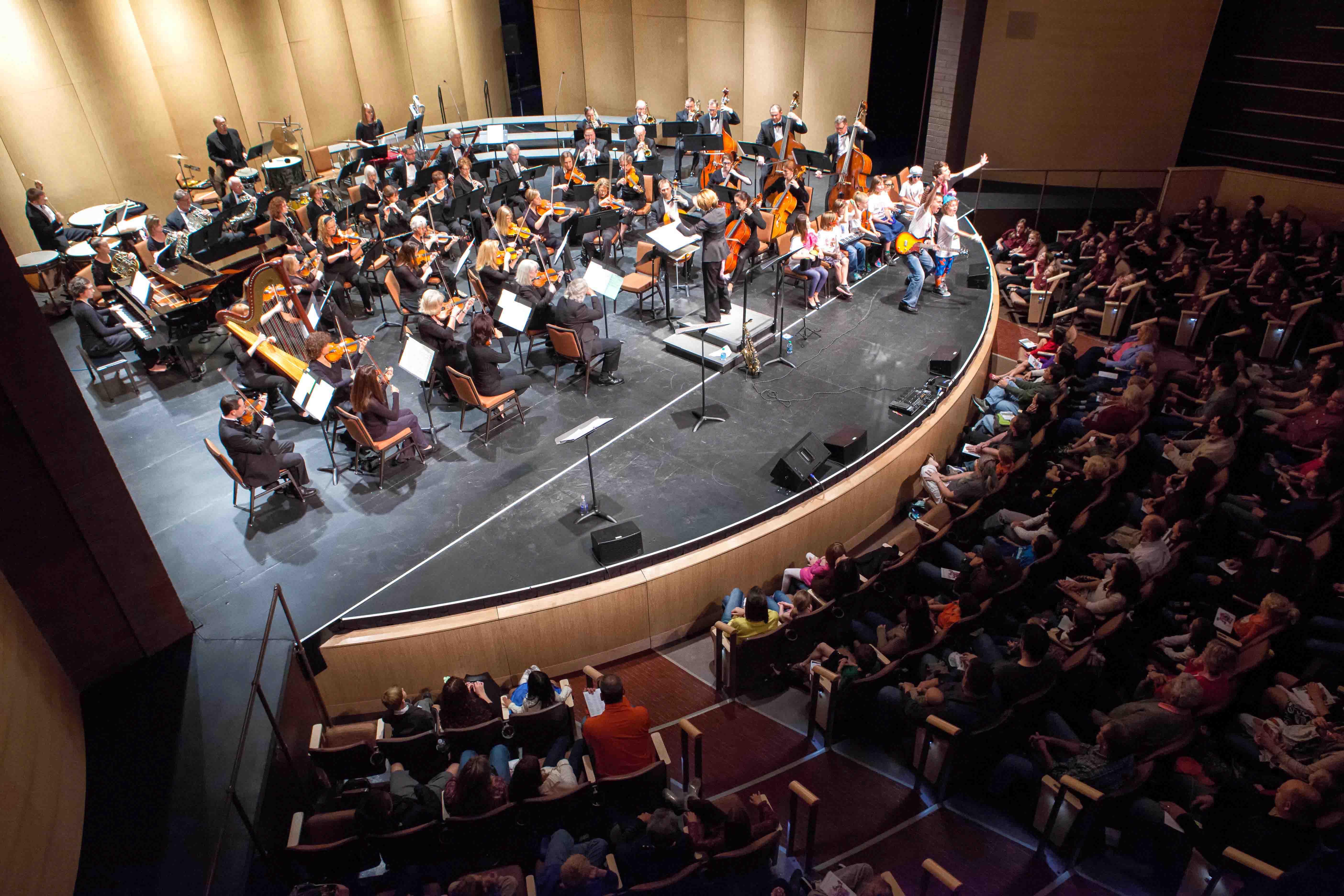 Live Symphony Show