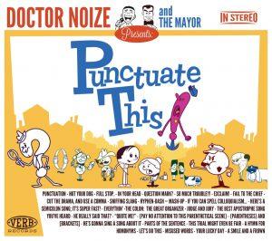 Punctuate This! Album Cover