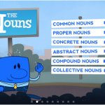 Deep Into Nouns