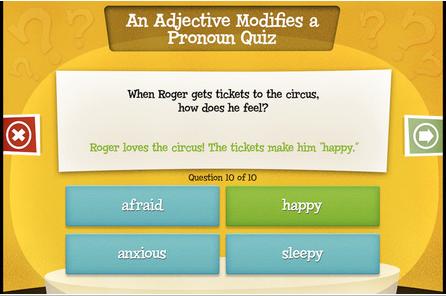 Quiz Games!