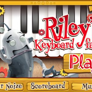 Riley\'s Keyboard Factory