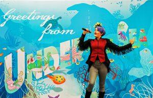 Sidney The Beak @ Palo Alto Children's Theatre