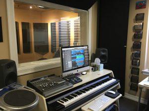 Reach Studios Control Room