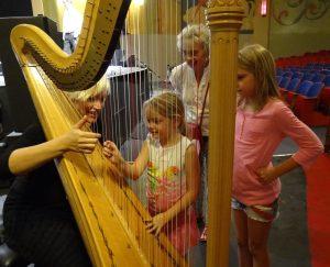 Inspiring Curiosity In The Instruments