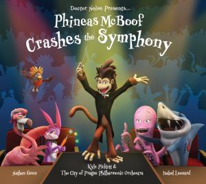 Symphony Album Front Cover