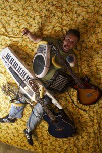 Crazy Multi-Instrumentalist