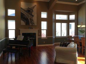 Reach Studios Piano & Choir Room