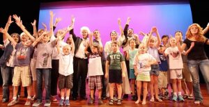 All The Kids Onstage!