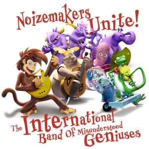 Noizemakers Unite!