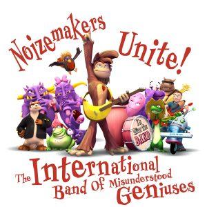 International Band of Misunderstood Geniuses