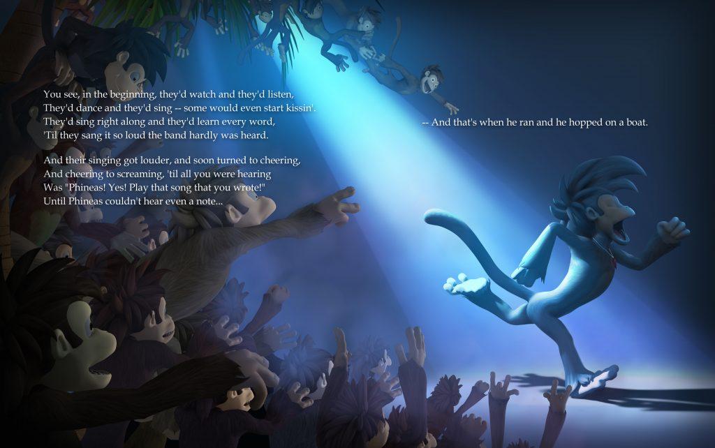Phineas Runs Away