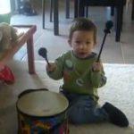 Seth Drums & Sings