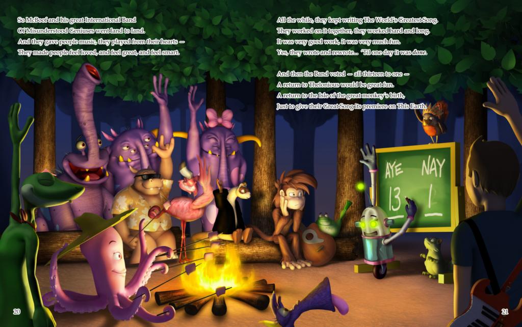 Return of Phineas (20-21)
