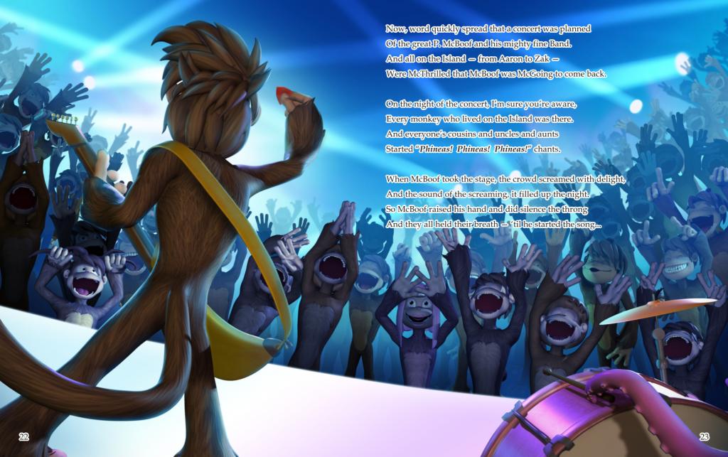 Return of Phineas (22-23)