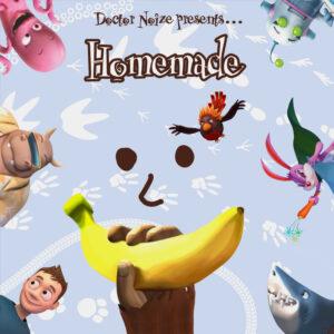 Homemade Album Cover