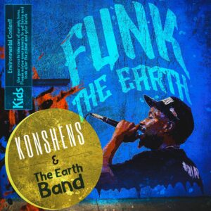 Funk The Earth Cover